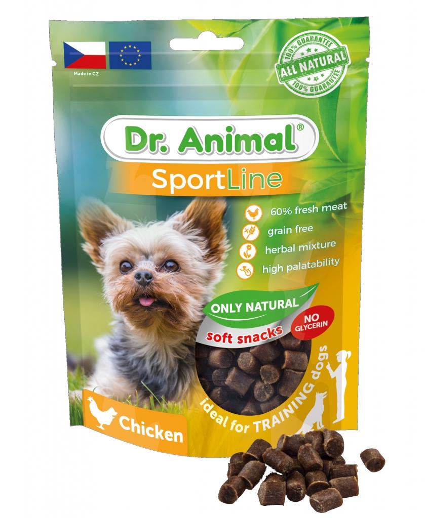Dr.Animal Sportline Chicken - kuřecí