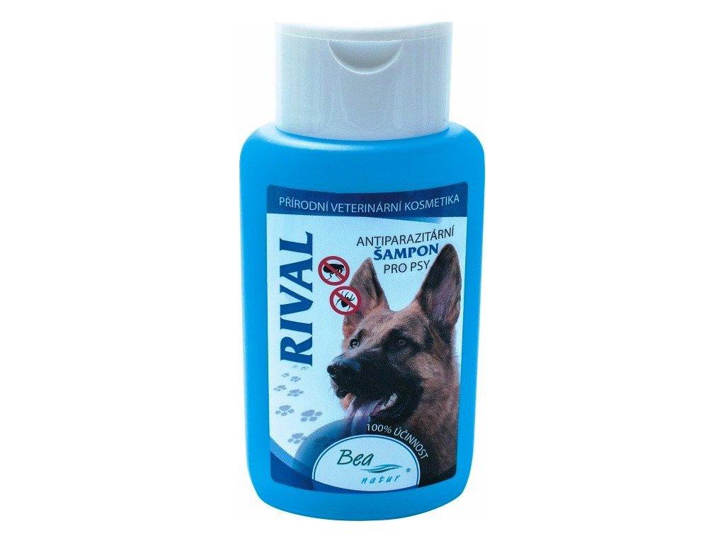 Rival Dog šampon - antiparazitní