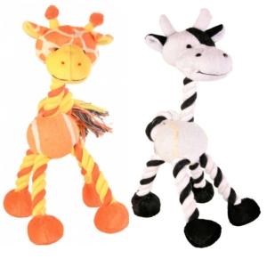 Kravička / žirafa s tenisákem