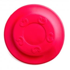 Frisbee - EVA pěna, červené