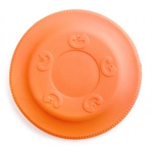 Frisbee - EVA pěna, oranžové