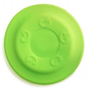 Frisbee - EVA pěna, zelené