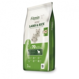Fitmin Mini Lamb&Rice