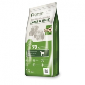 Fitmin Medium/Maxi Lamb&Rice