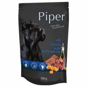 Piper kapsa - Jehněčí s mrkní a hnědou rýží, 500 g