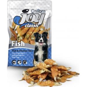 Calibra Joy Dog Classic Fish & Chicken Slice