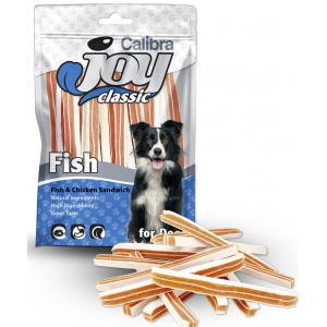 Calibra Joy Dog Classic Fish & Chicken Sandwich