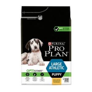 Pro Plan Puppy Large Athletic Optistart - kuře