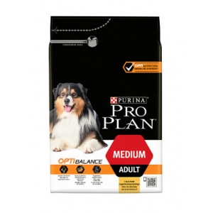 Pro Plan Adult Medium Optibalance - kuře