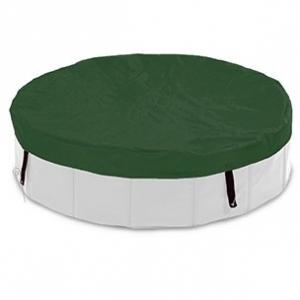 Krycí plachta na bazén Karlie - zelená