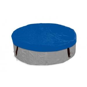Krycí plachta na bazén Karlie - modrá