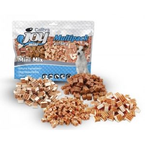 Calibra Joy Dog Multipack Meat Mini Mix 4x50g