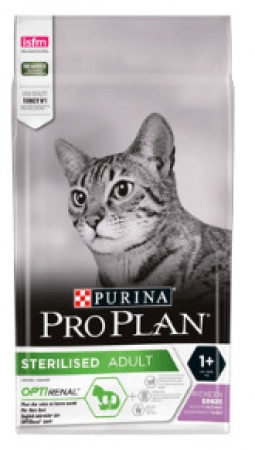 Pro Plan Cat Sterilised Optirenal - krůta