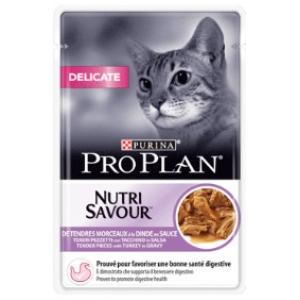 Proplan Cat kapsička Delicate - 85 g