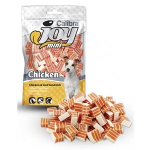 CalibraJoy MINI Chicken&Cod Sandwich