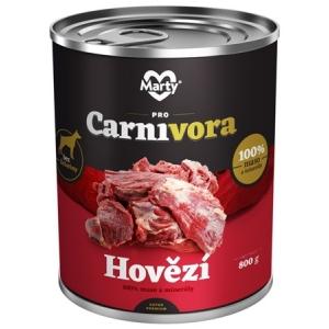 Marty Carnivora - hovězí