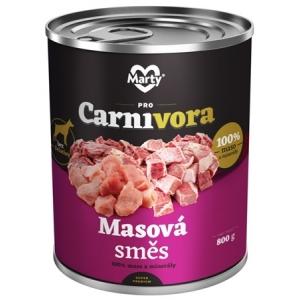 Marty Carnivora - masová směs