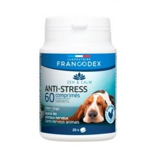 Francodex Anti-stress tabletky pro psy a kočky