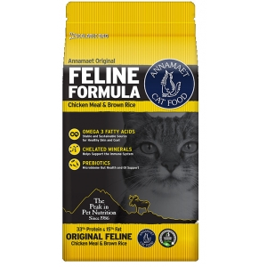 Annamaet Original Feline Chicken & Fish