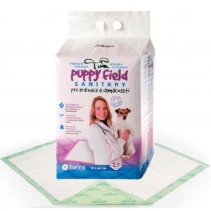 Podložky absorbční - Puppy Field