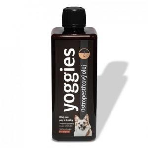 Olej z ostropestřce pro psy a kočky