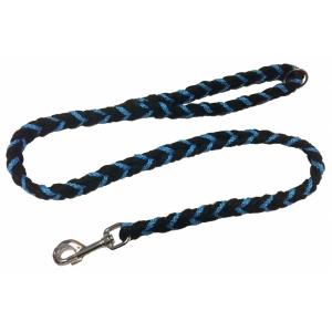 Vodítko pletené COP Zero - tyrkysovo-černé