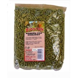 Biostan - granule pro králíky