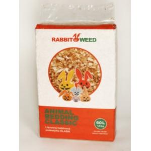 Hobliny hrubé KLASIC - Rabbit Weed