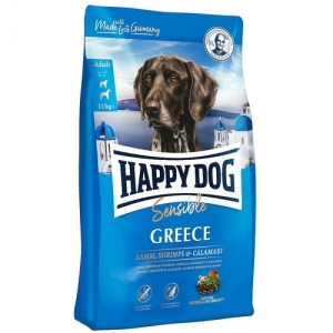 Happy Dog Sensible - Greece
