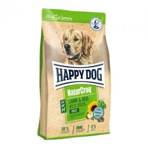 Happy Dog NaturCroq - Lamn & Reis