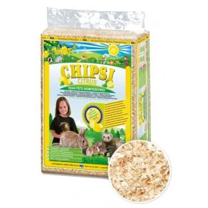 Hobliny lisované Chipsi - citronové