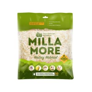 Milla More - materiál na pelíšky