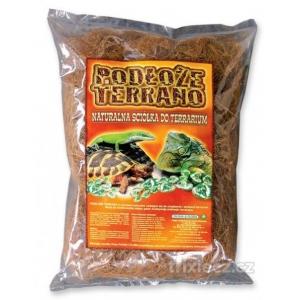 Podestýlka terarijní - kokosové vlákno