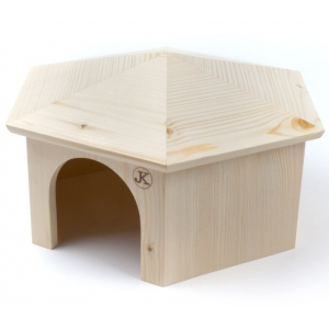 Domek dřevěný - Jurta