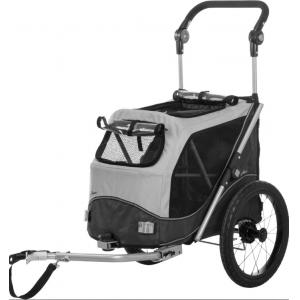 Vozík za kolo / jogger - rychloskládací