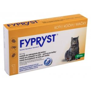 Fypryst Cat - Spot On pro kočky