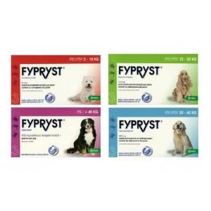 Fypryst - Spot On pro psy