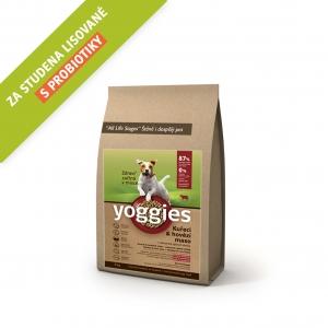 Yoggies - Kuřecí a hovězí maso