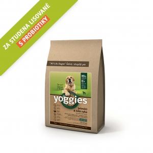 Yoggies - Jehněčí a bílá ryba