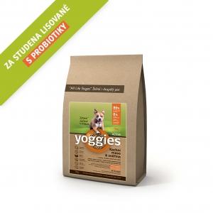Yoggies Active - Kachna a zvěřina