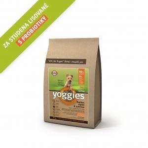 Yoggies Mini Active - Kachna a zvěřina