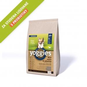 Yoggies Mini - Kozí maso