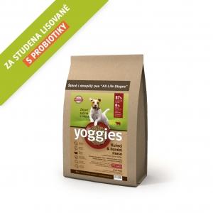 Yoggies Mini - Kuřecí a hovězí maso