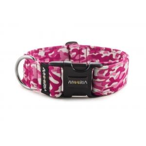 Obojek Mooria - Camouflage Pink