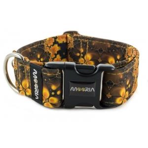Obojek Mooria - Abstract Yellow