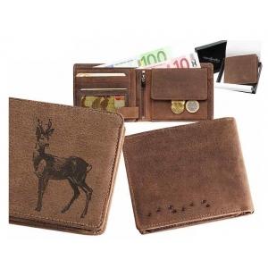 Peněženka pánská - srnec (040)
