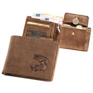 Peněženka pánská - štika (040 - hladká)