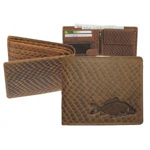 Peněženka pánská - kapr (040 šupinky)