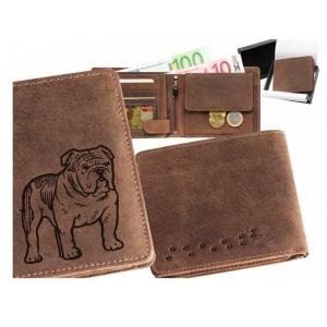 Peněženka pánská - Anglický buldog (040)