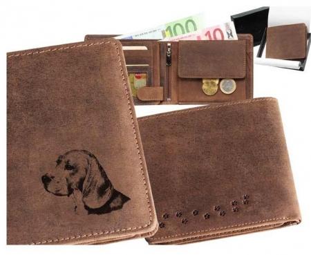 Peněženka pánská - Beagle (040)